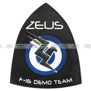 OFFICIAL F-16 DEMO TEAM ZEUS #1 (HAF)