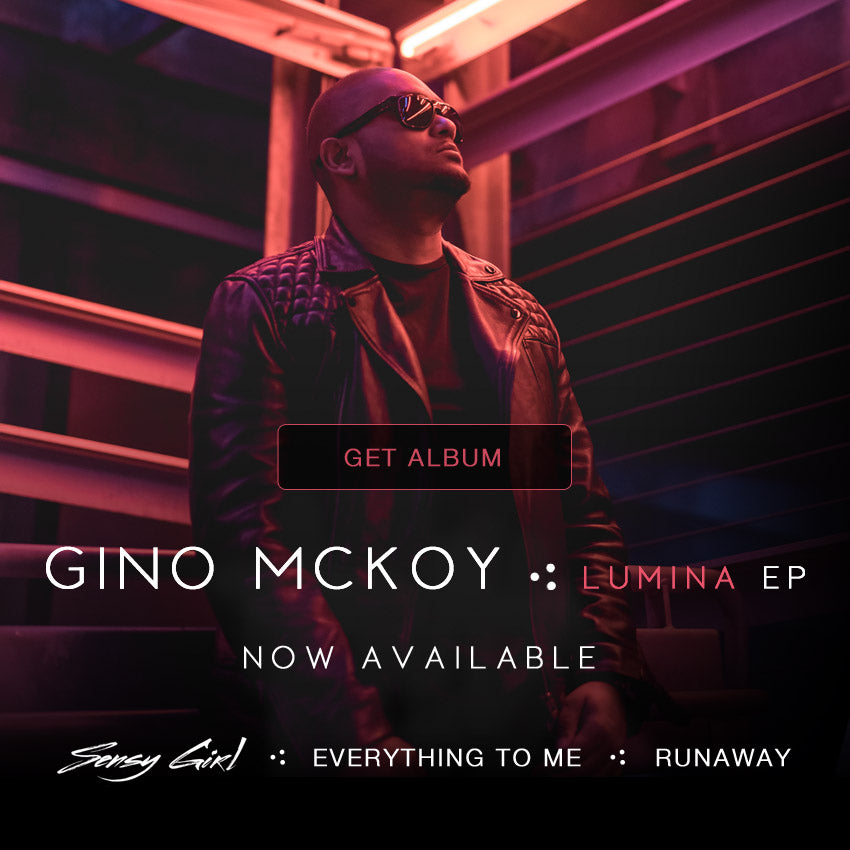 Download LUMINA EP | Gino McKoy