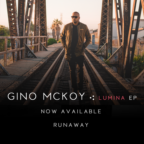 Runaway (Single) - Gino McKoy - Digital Download
