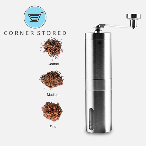 Poddie™ Grinder - The Ultimate Way to Great Coffee
