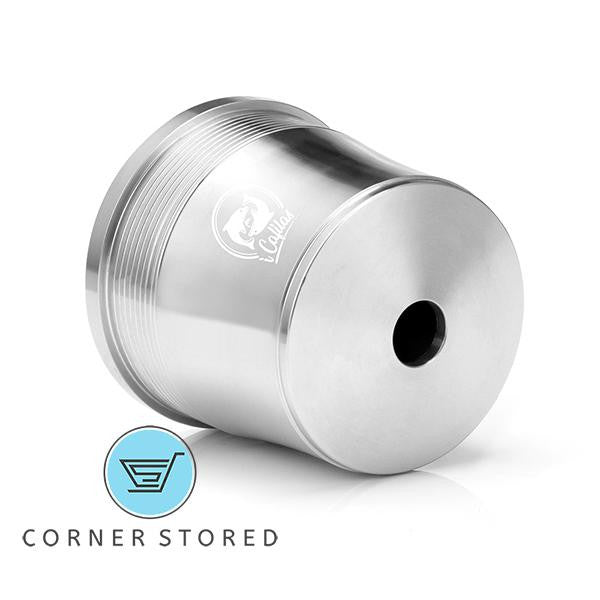 Illy® Poddie™ - The Illy Stainless Steel Reusable Coffee Capsule