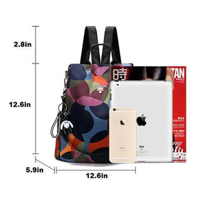 🔥 HOT SALE 🔥 2020 New beautiful water resistant Anti-theft Backpack(Free Shipping Today)