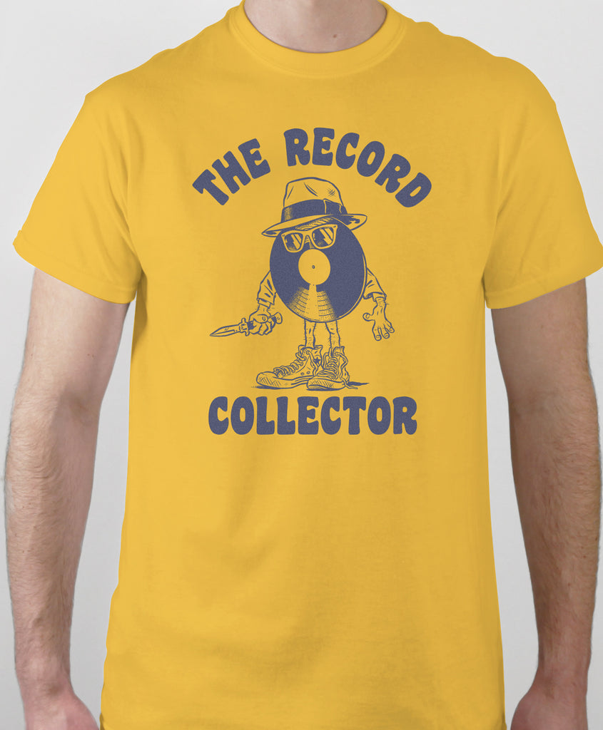 The Record Collector T-Shirt