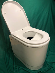 deluxe compost toilet non stirring