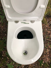 Load image into Gallery viewer, Compost toilet non stirring with urine piped/soak away