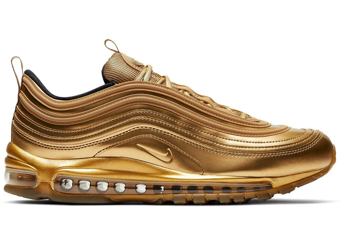 "Under Retail: Nike Air Max 97 ""Gold Medal"""