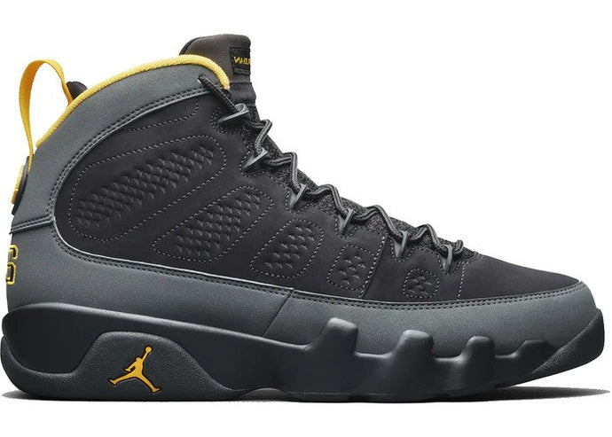 "Available Now: Air JordanRetro 9 ""University Gold"""