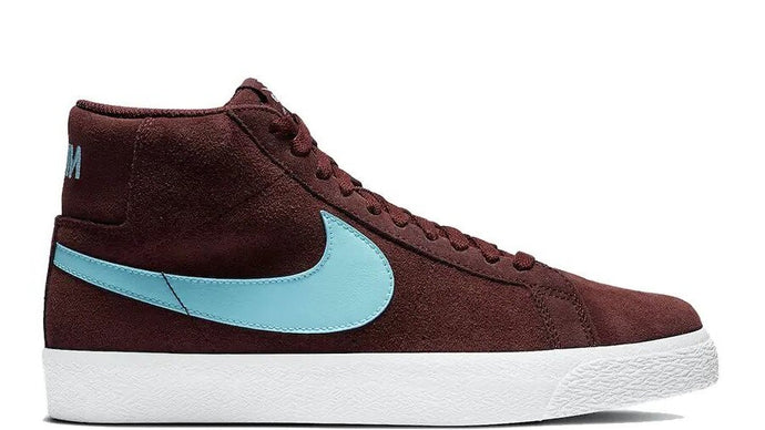 "Available Now: Nike SB Zoom Blazer Mid ""Mystic Dates"""