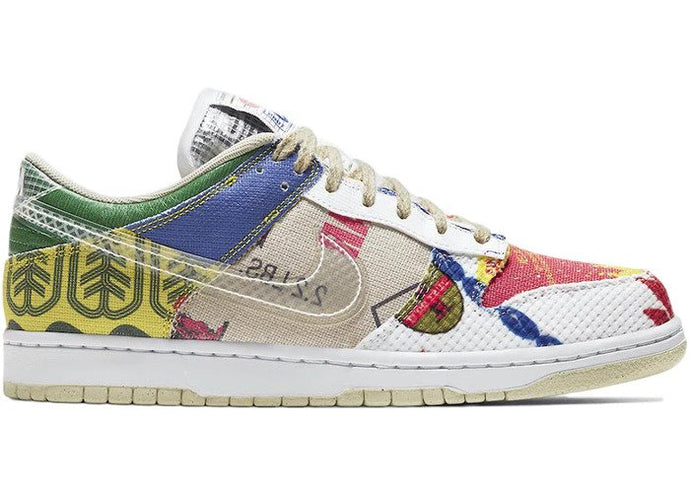 "Available Now: Nike Dunk Low SP ""City Market"""