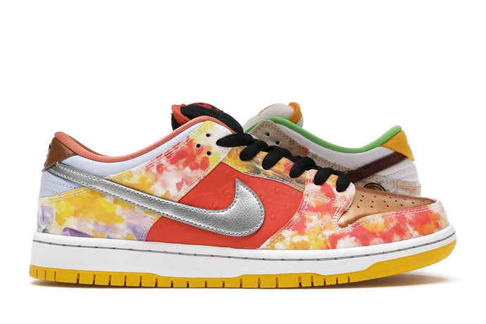 "Available Now: Nike SB Dunk Low ""Street Hawker"""