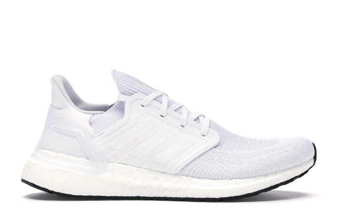 "Under Retail: Adidas UltraBoost 20 ""Triple White"""