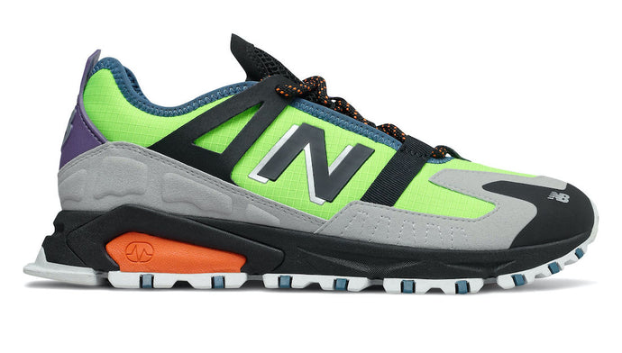 "Under Retail: New Balance X-Racer Utility ""Energy Lime"""