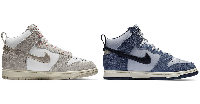 Available Now: Notre x Nike SB Dunk High Pack