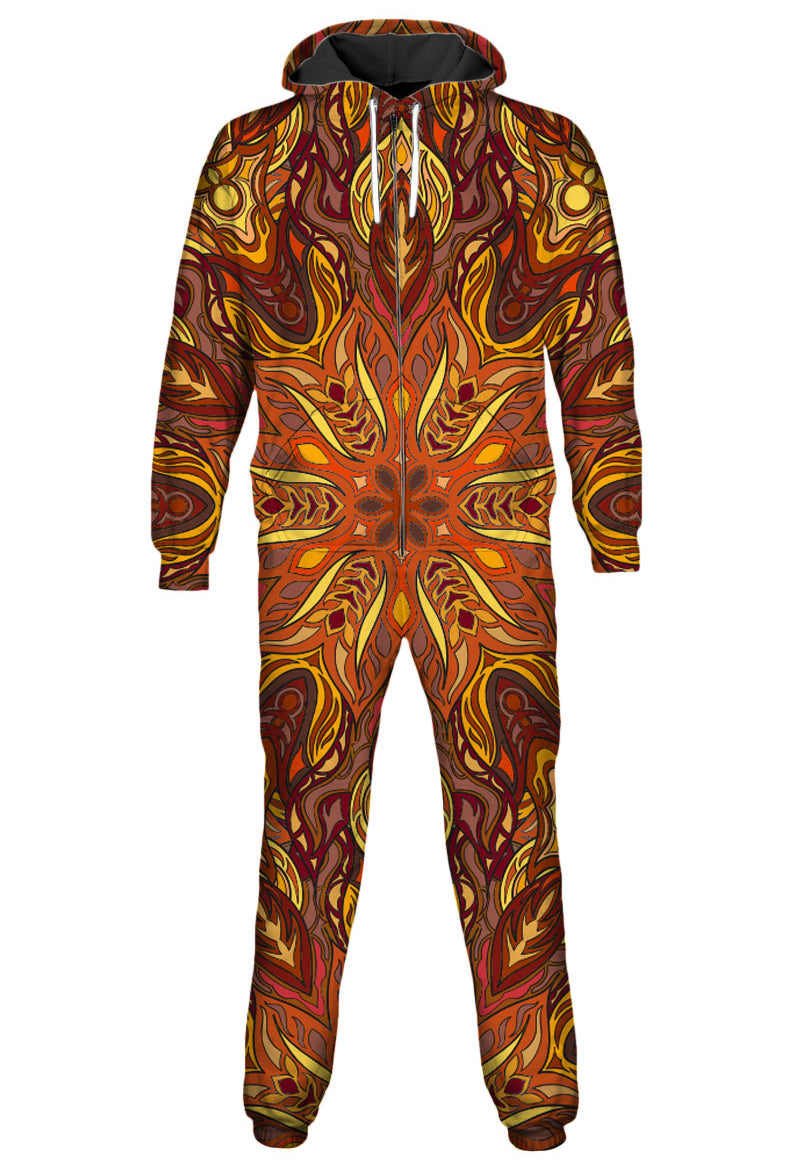 Forest Fire Onesie