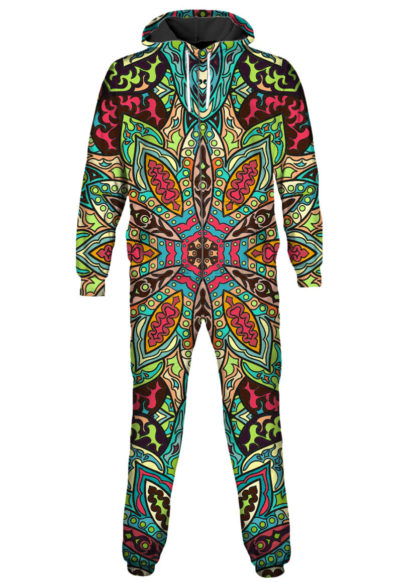Quilted Rainbow Onesie