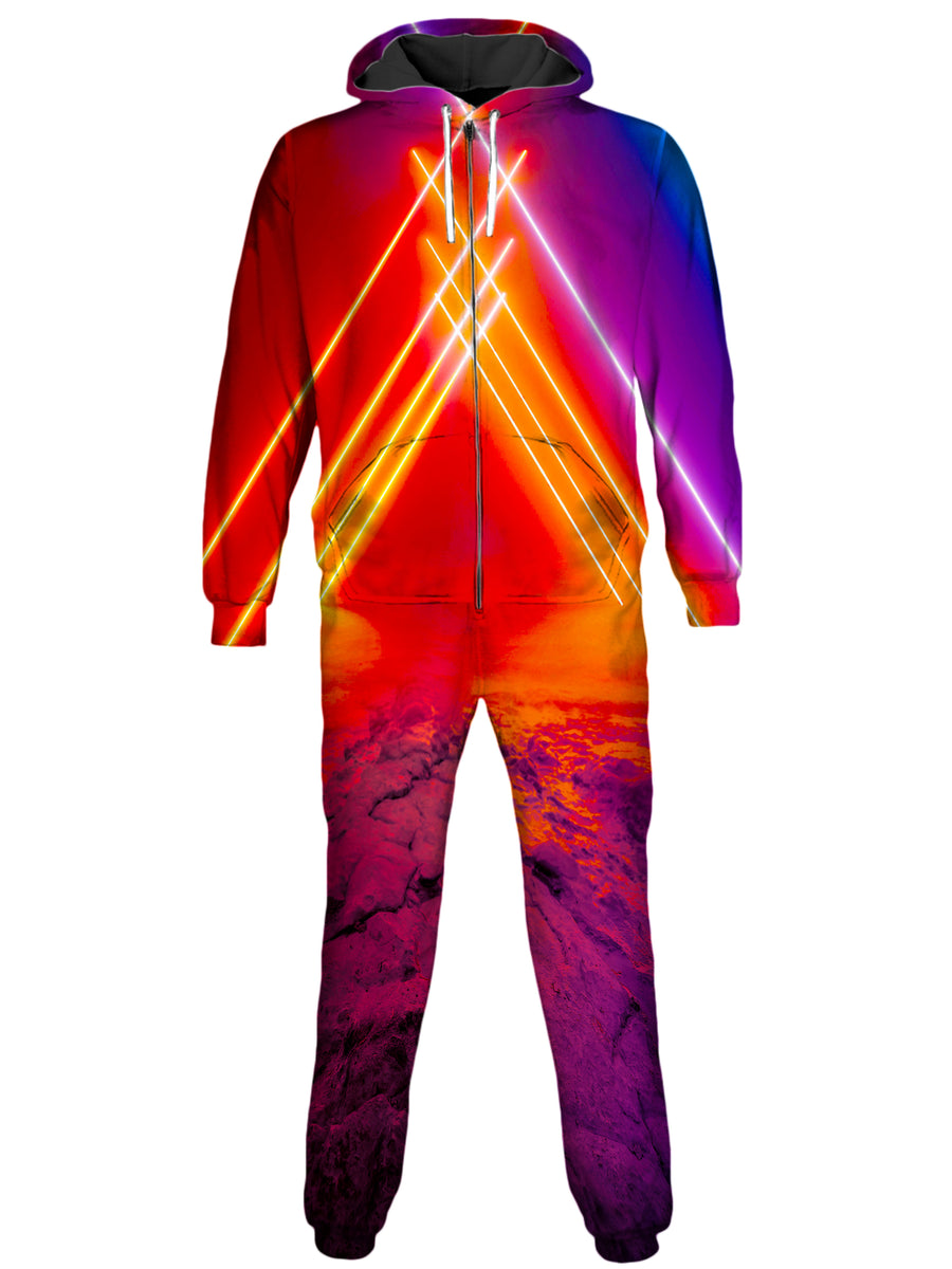 Luminous Entry Onesie