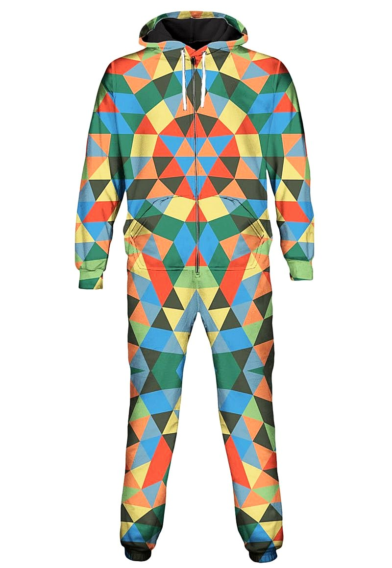 Triangulate Onesie