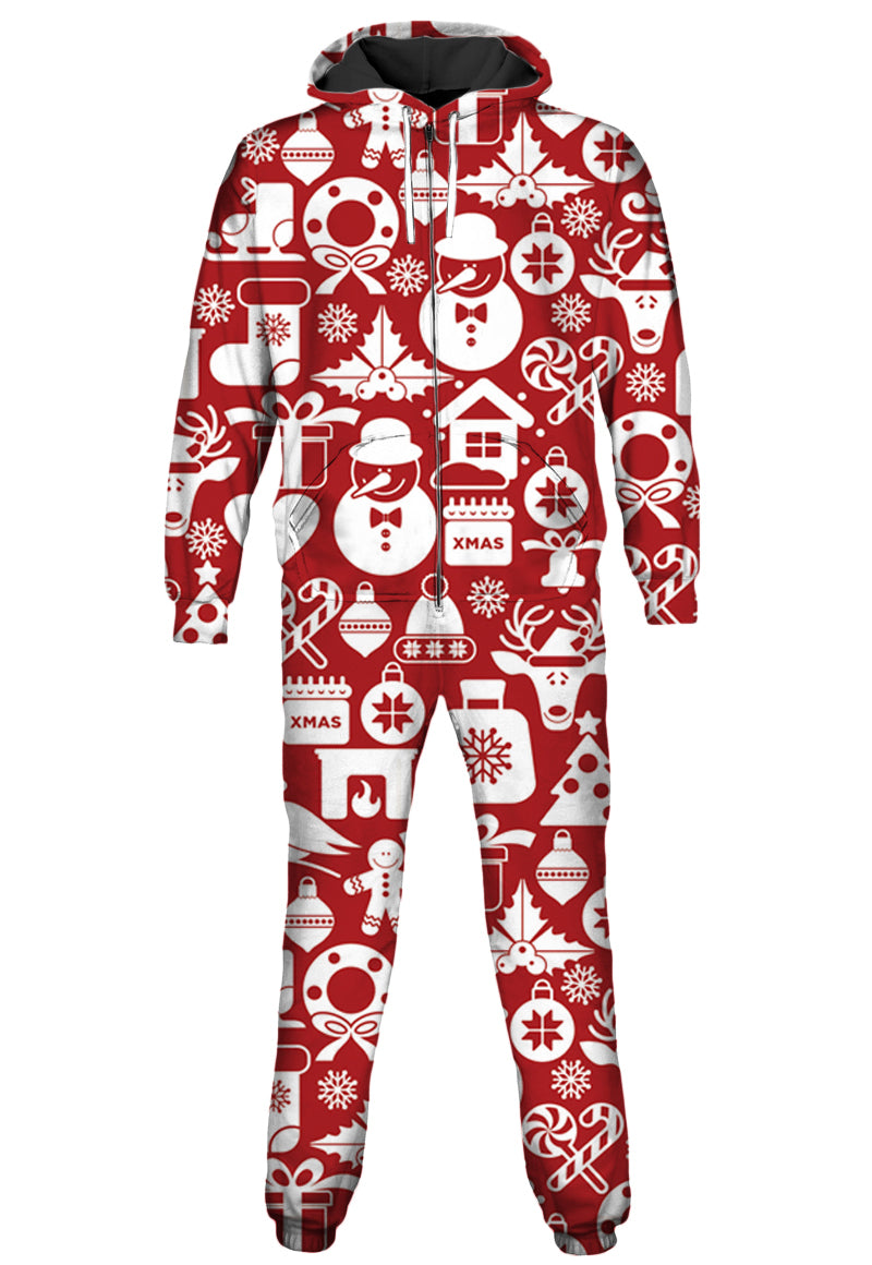 All The Fixins Onesie