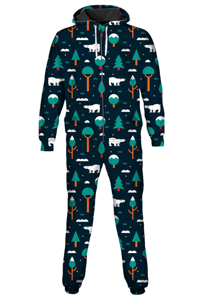 Bear Brillz Onesie