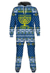 Hanukkah Turn Up Onesie