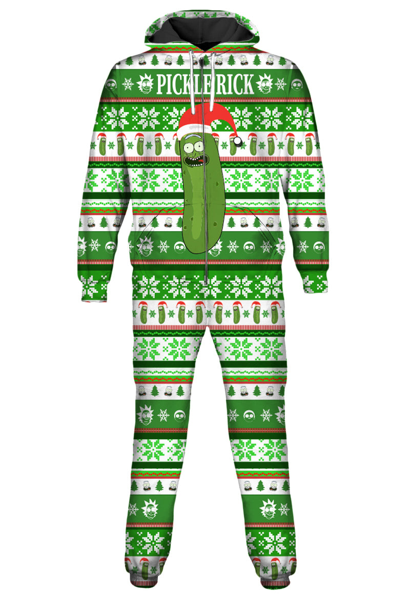 Pickle Rick Onesie