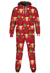 Reindeer Turn Up Onesie