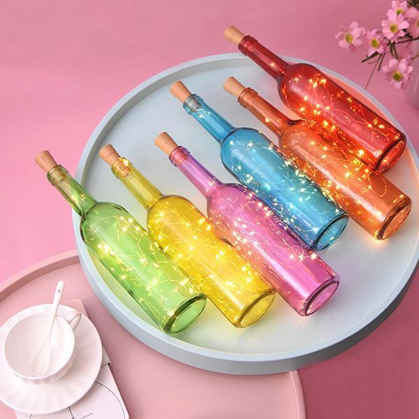 Bottle Lights(With Battery)-Decorate Your Room Or Gift