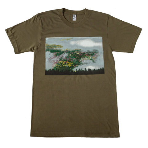 The Autumn Fog T-Shirt | Ammonoosuc Goods