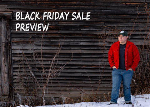 Black Friday 2019 Sale Preview