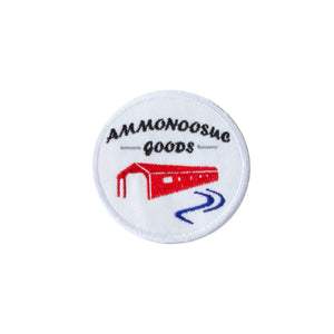 Logo Patch | Made in the USA | Ammonoosuc Goods