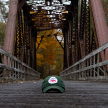 Load image into Gallery viewer, The Patch Hat - Forest Green