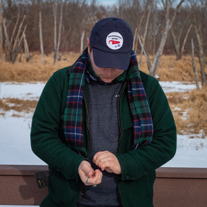 The Patch Hat - Navy
