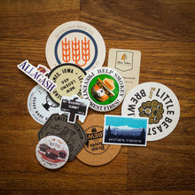 Load image into Gallery viewer, Mount Washington Trail Sign Sticker | Ammonoosuc Goods