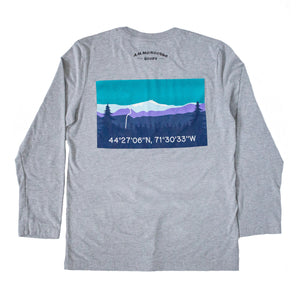 Mount Washington T-Shirt | Ammonoosuc Goods