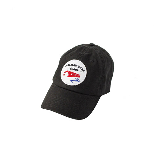 The Patch Hat - Black