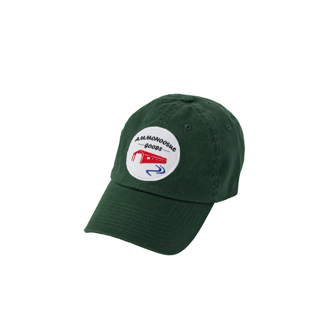 The Patch Hat - Forest Green