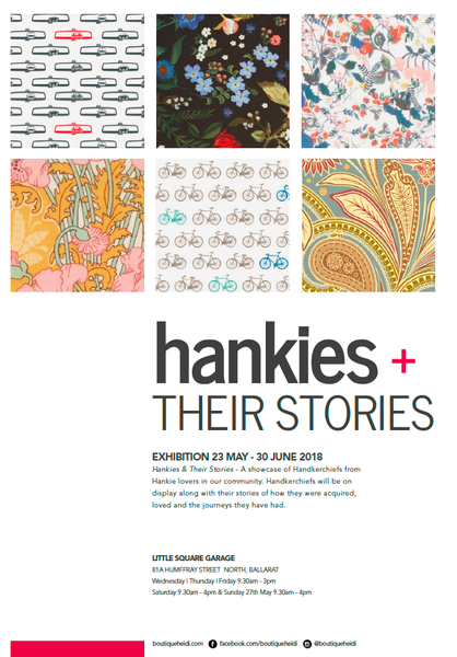 Hankies & their Stories