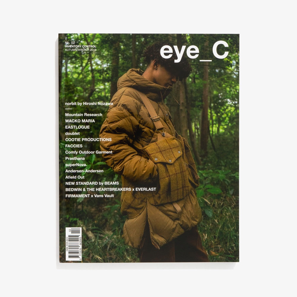 eye_C Magazine No.02 Autumn/Winter 2019 1