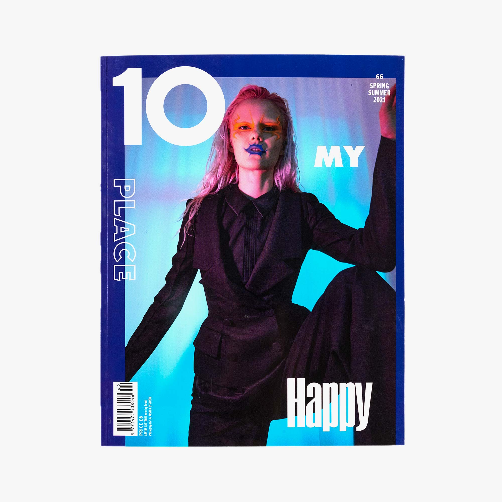 10 Magazine Spring / Summer 2021 - My Happy Place 1