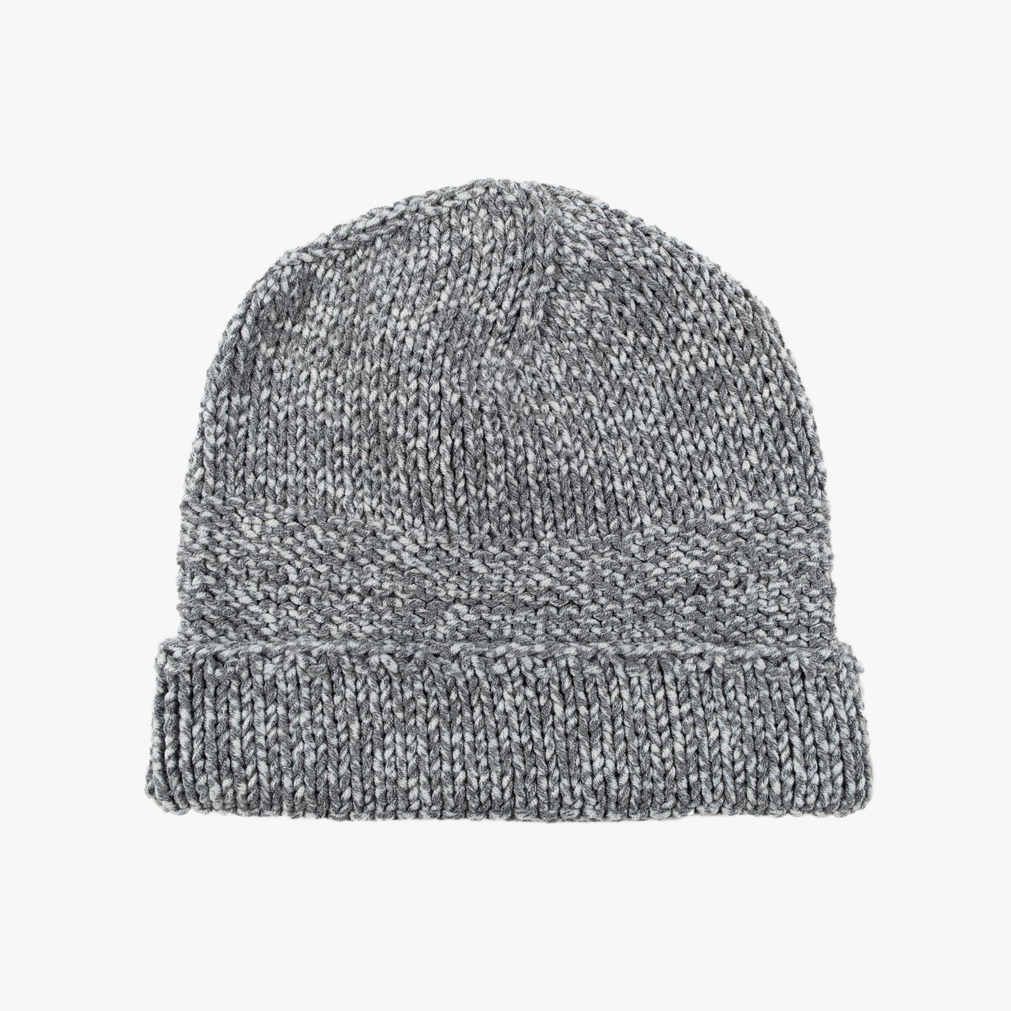 About The Tower t'1311 Beanie - Grey 1