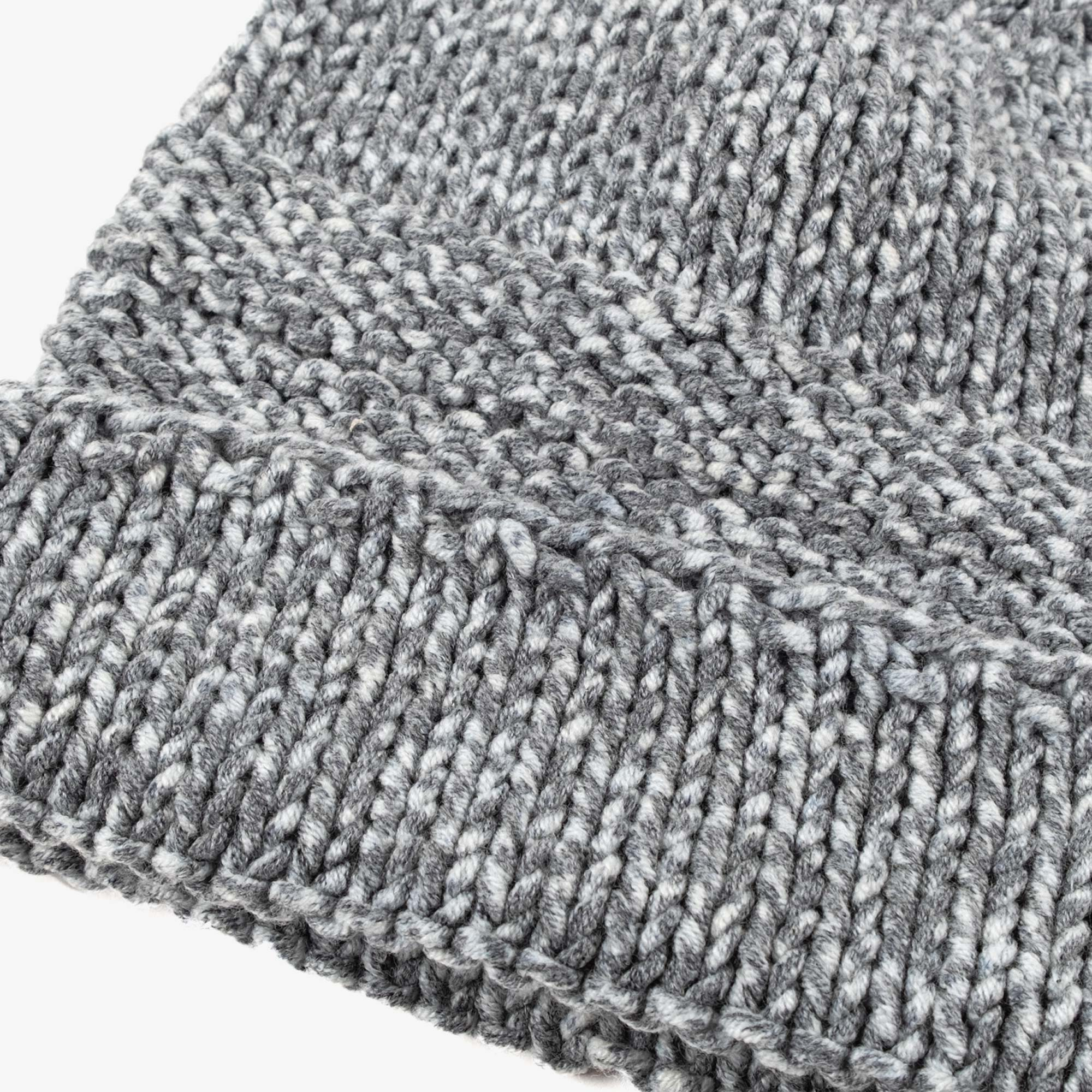 About The Tower t'1311 Beanie - Grey 2
