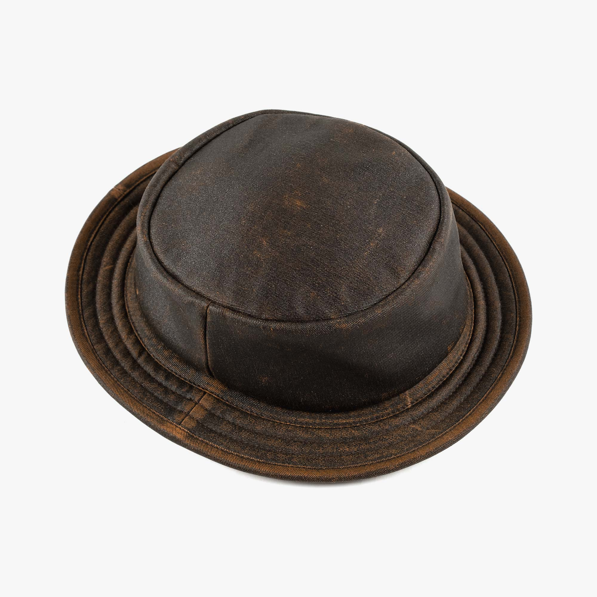 About The Tower t'1337 Hat - Dark Brown 1