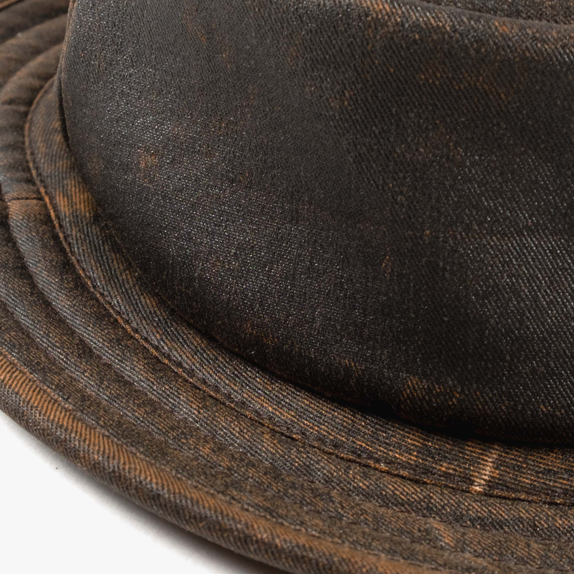 About The Tower t'1337 Hat - Dark Brown 3