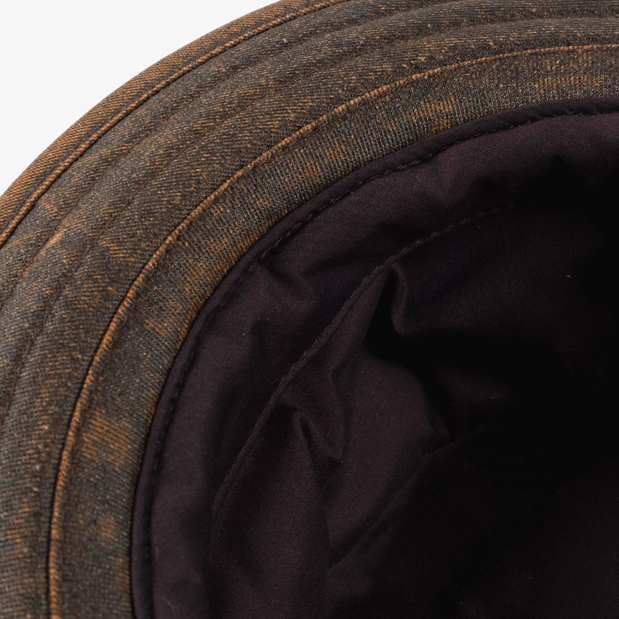 About The Tower t'1337 Hat - Dark Brown 4