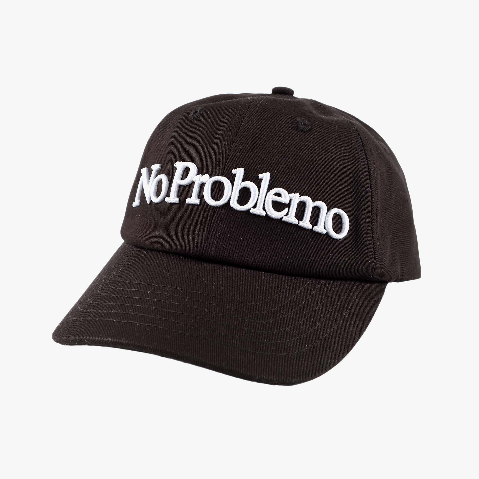 Aries No Problemo Cap - Black 1