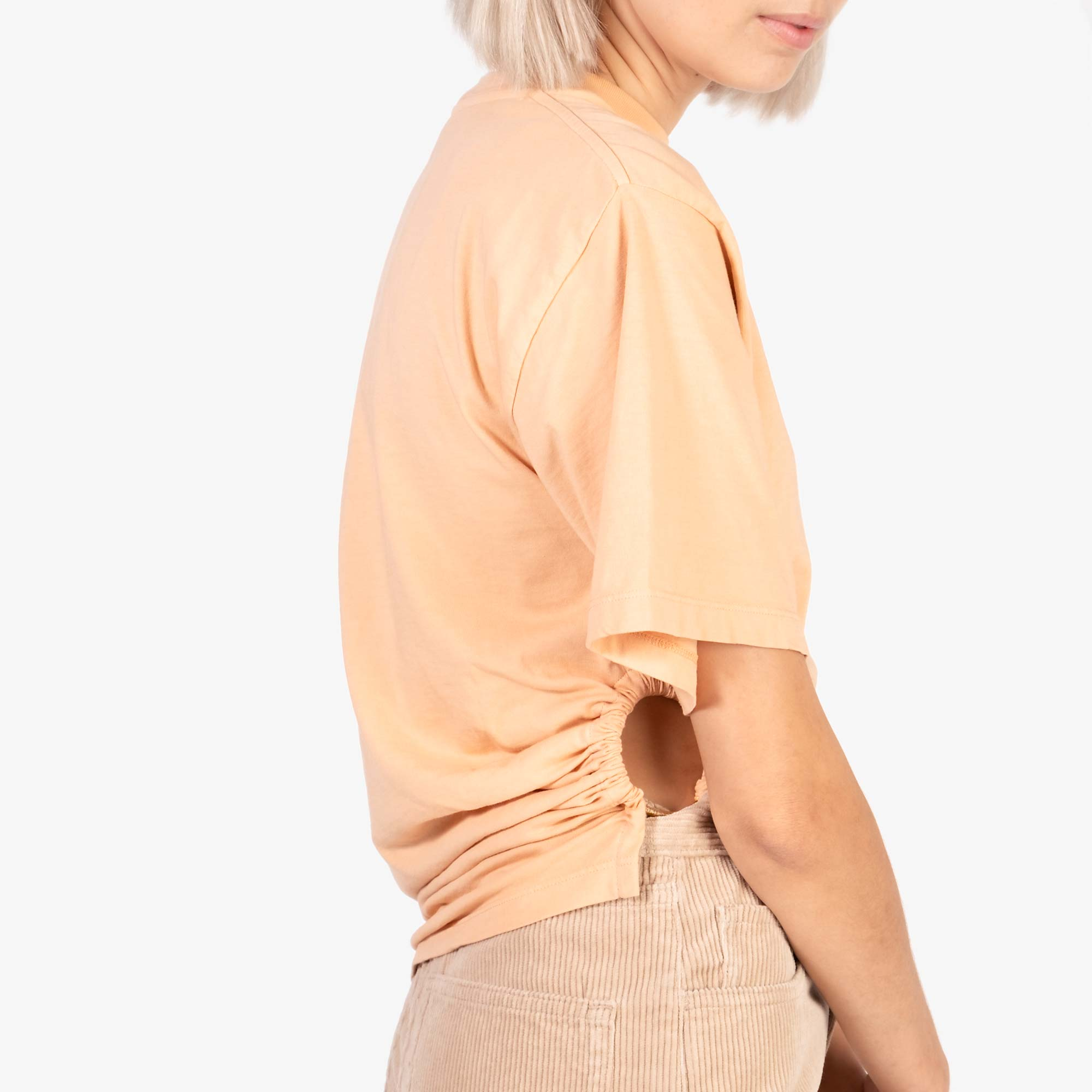 Aries Women's Ring Tee - Peach 6