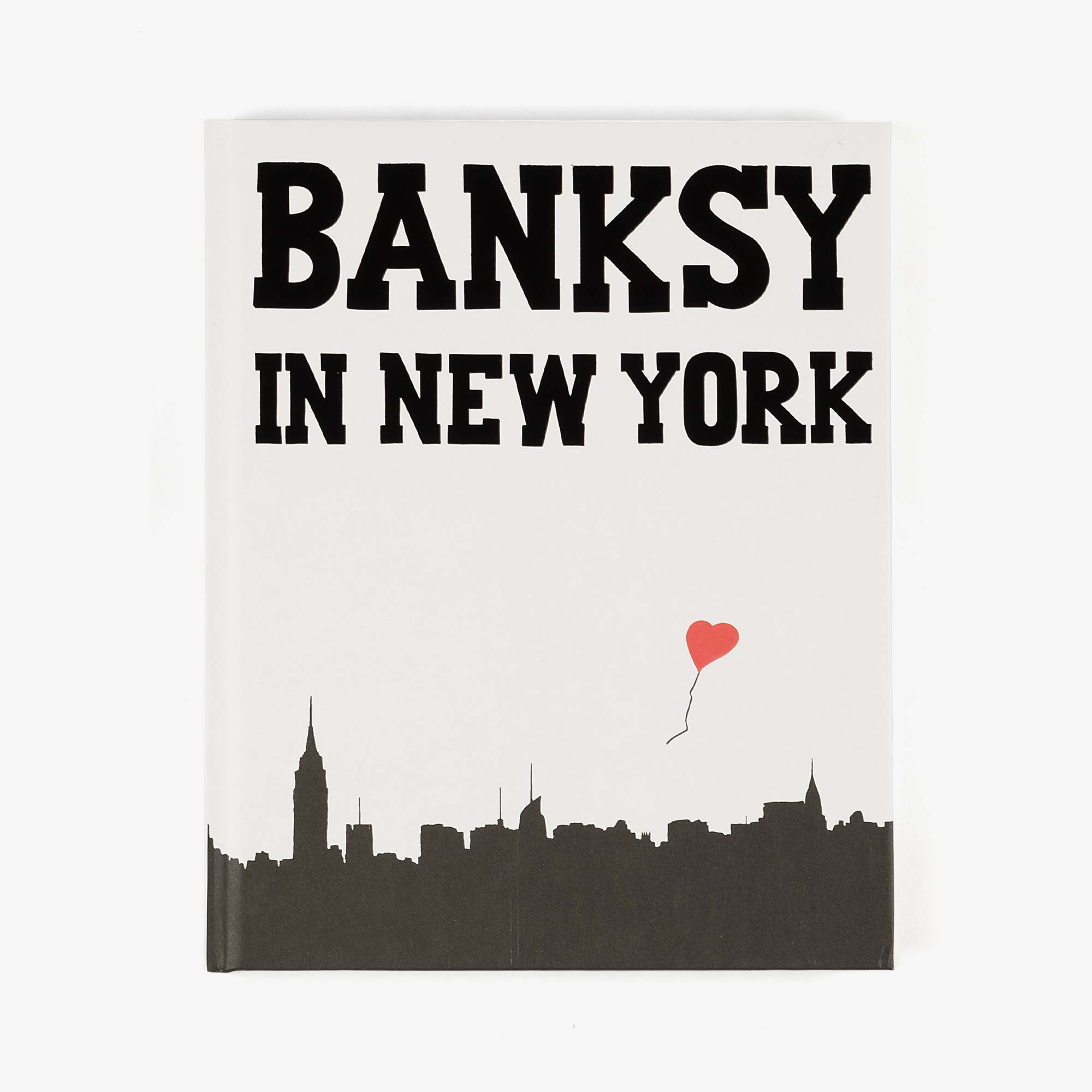 Banksy in New York NEW EDITION 1