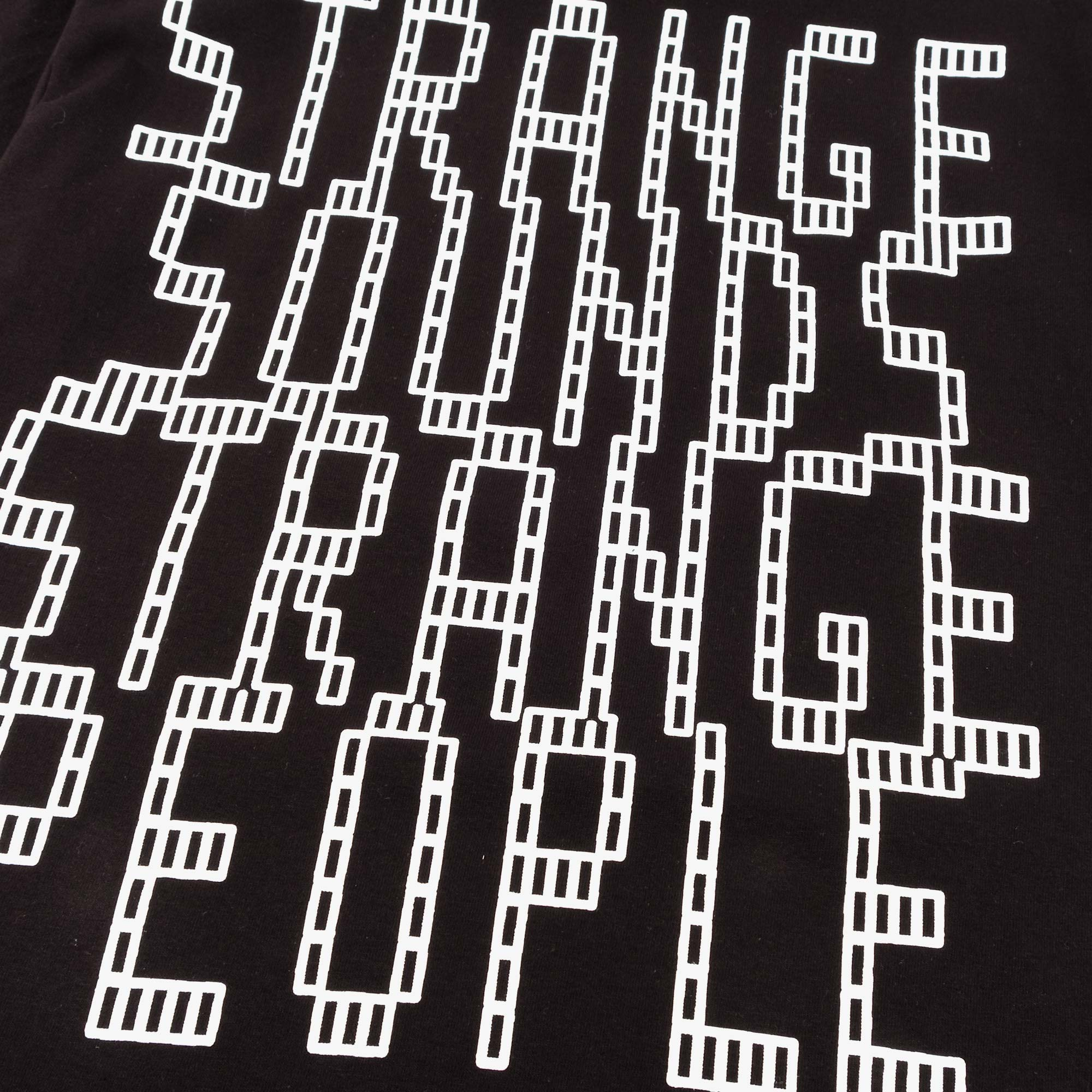 Butter Sessions Strange Sounds Tee - Black 4