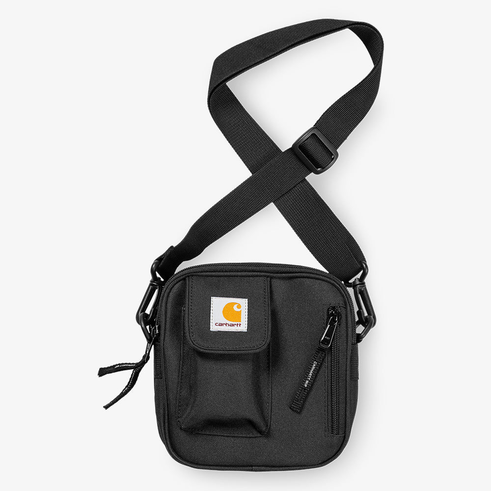 Carhartt WIP Small Essentials Bag - Black 1