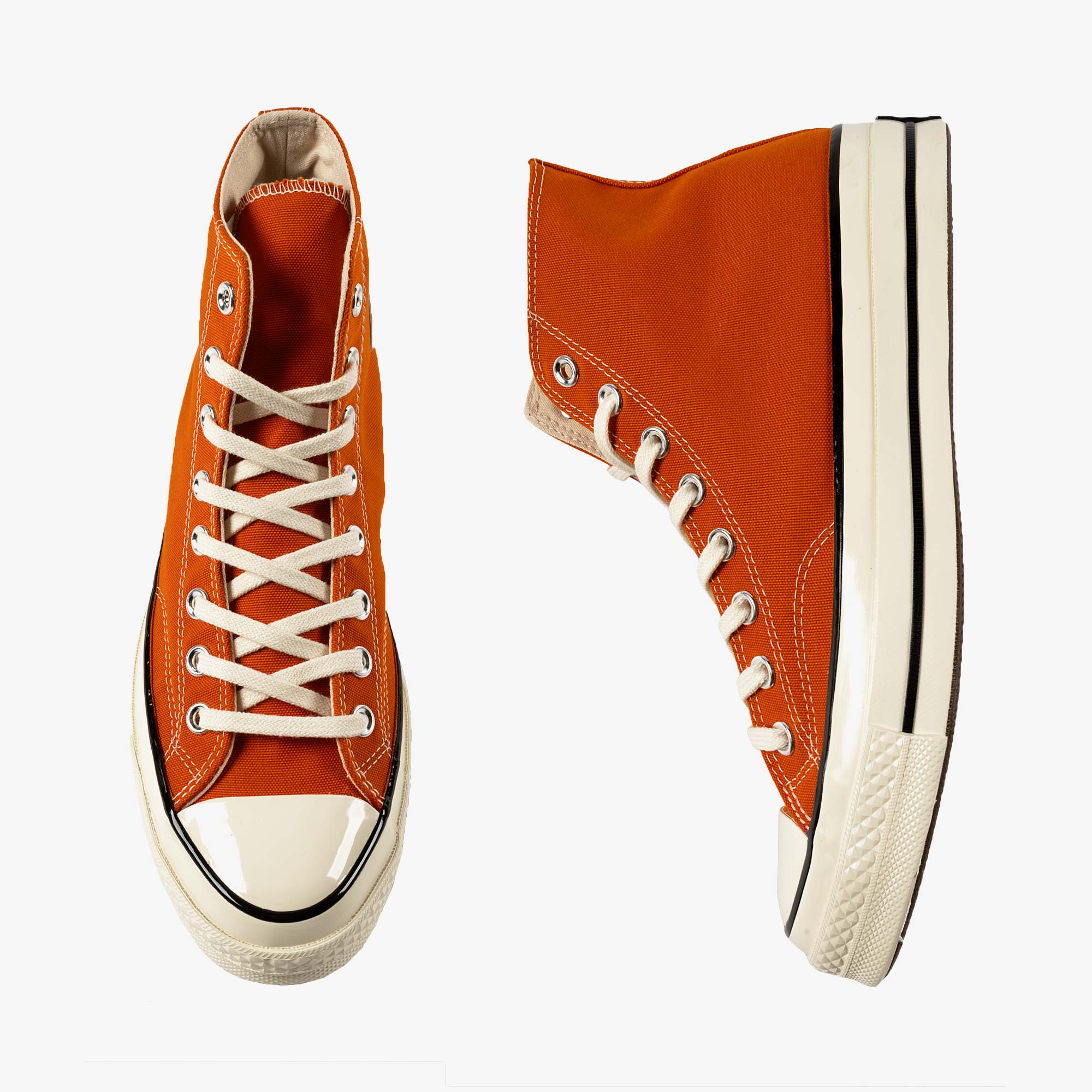 Converse Chuck Taylor Hi 70 Recycled Canvas - Fire Pit 1